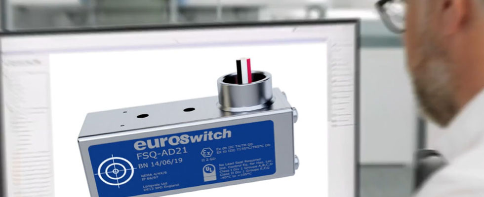 Picture of the Euroswitch Square Switch